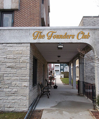Someplace Better Temporary Housing - The Founders Club