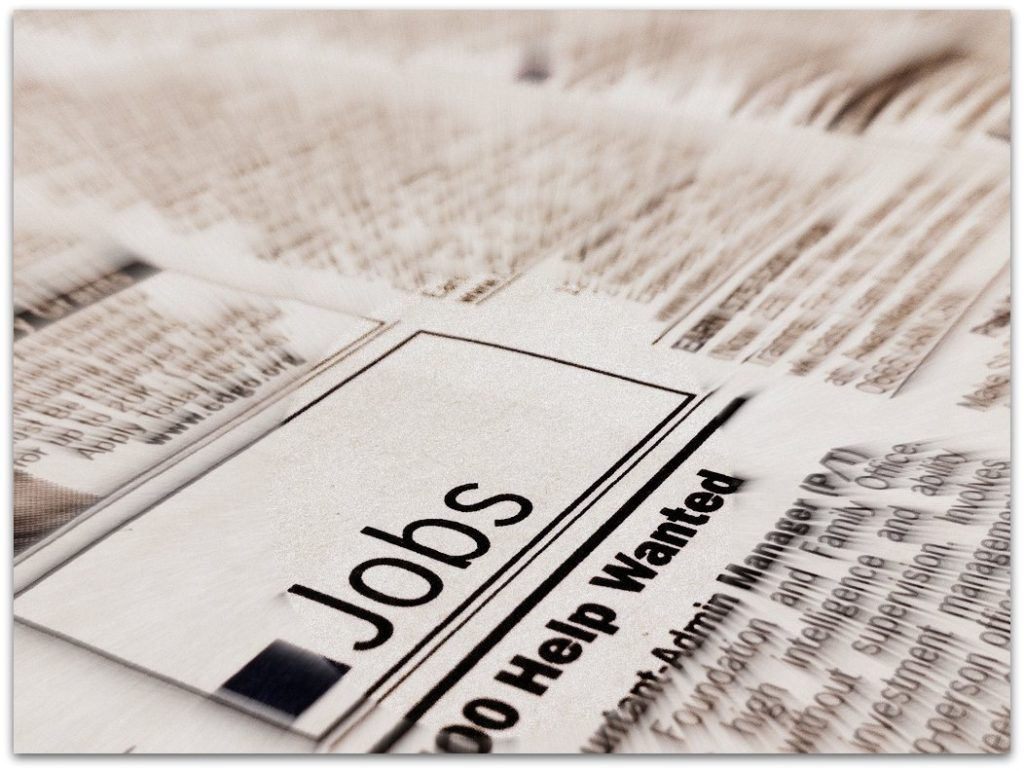 Jobs Help Wanted by Neetal Parekh, Some Rights Reserved from Flickr